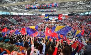 BiH i Turske zastave
